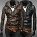 Water-washed-leather-clothing-jacket-coffee