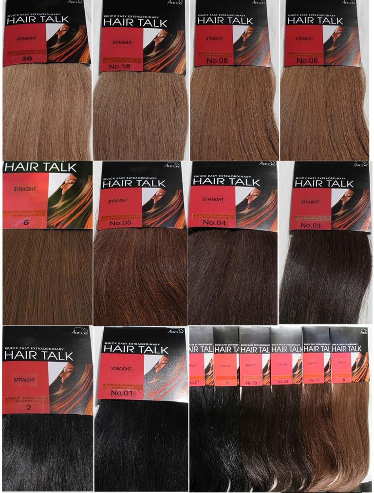 Волосы для наращивания хаир талк