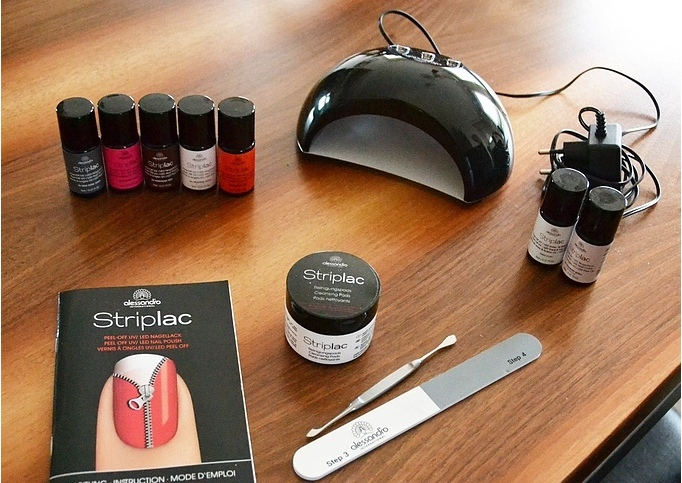 STRIPLAC ALESSANDRO - новация от Alessandro International
