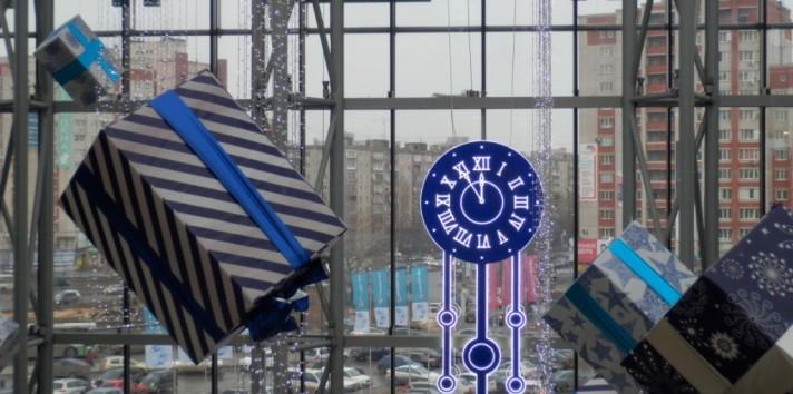Как Арена готовится к встрече нового года 2015