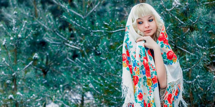 Зимняя прогулка по сказочному лесу