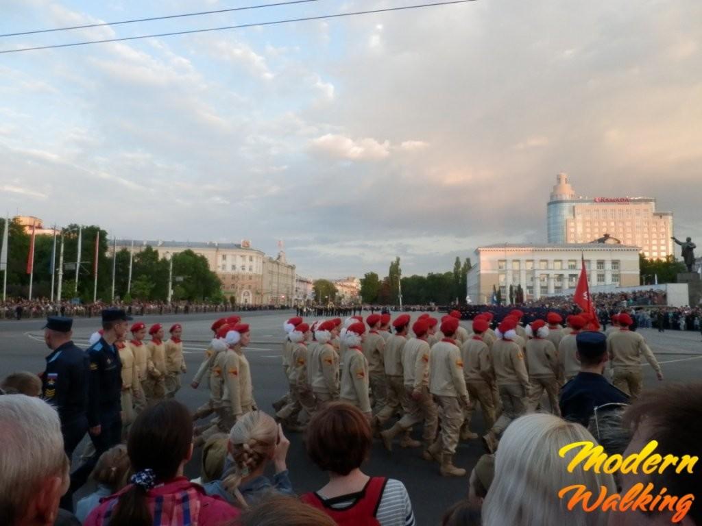"""Участники военно-патриотической игры """"Юнармия"""""""