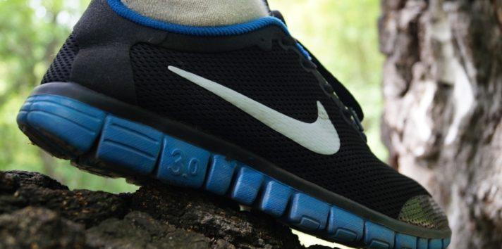Nike Free 3.0 V2- модная вещь в себе или кроссовки для бега?