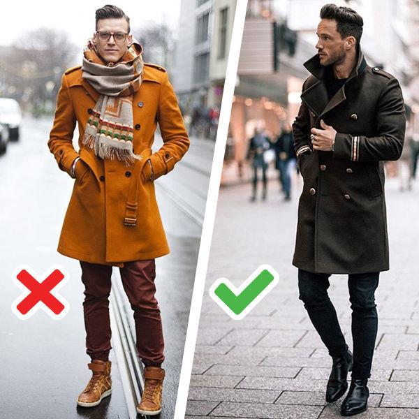 Как правильно одеться мужчине зимой?