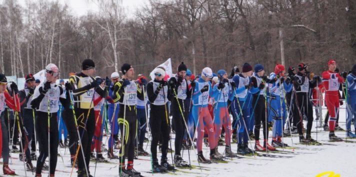 Как проходила Лыжня России 2019