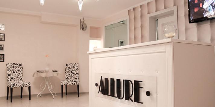 В салоне красоты Allure доступны новые услуги!