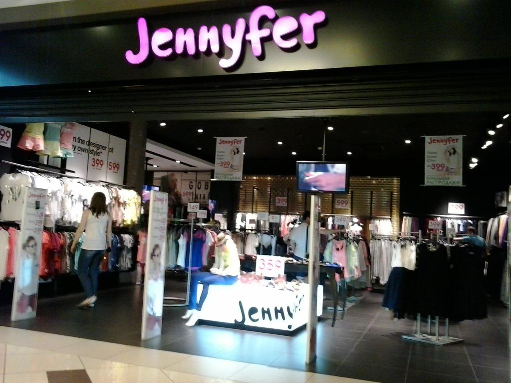 Магазин Jennyfer
