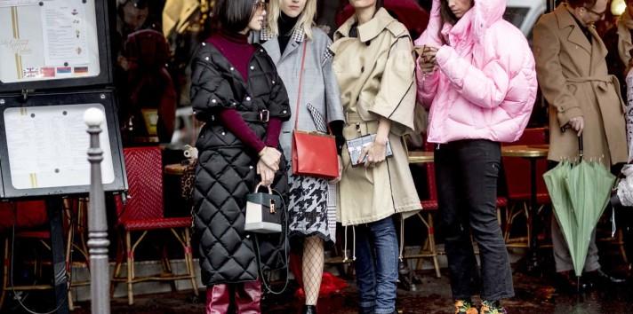 Выглядеть модно в холода
