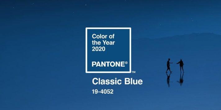 Основные цвета и текстуры в палитре 2020